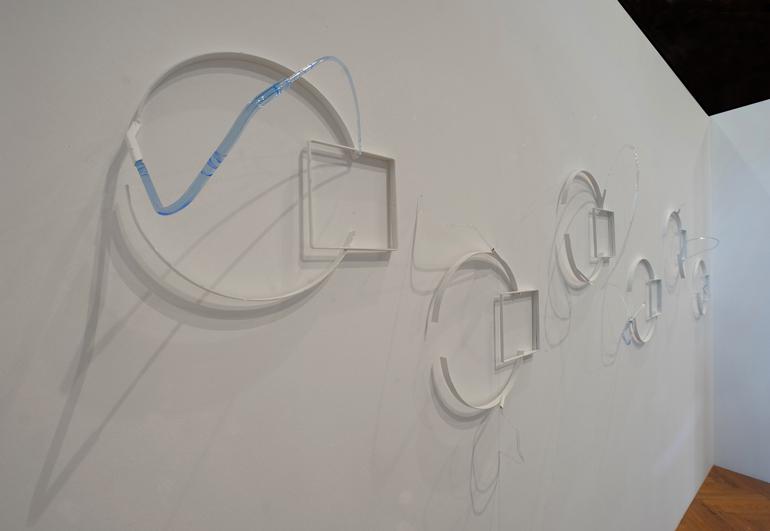 2013, ferro verniciato, plexiglas colorato, trattato, install.misure variabili